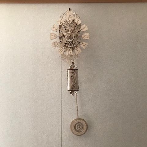 WoodTrickの振り子時計を作ってみた。サムネイル