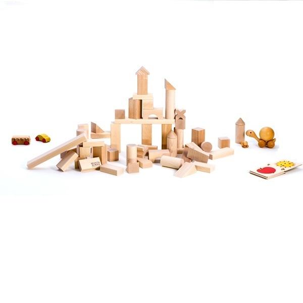 今日のおもちゃ・selecta積み木サムネイル
