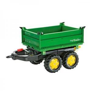 乗用おもちゃ rolly toys ロリートイズ メガトレーラー(Green) RT122004