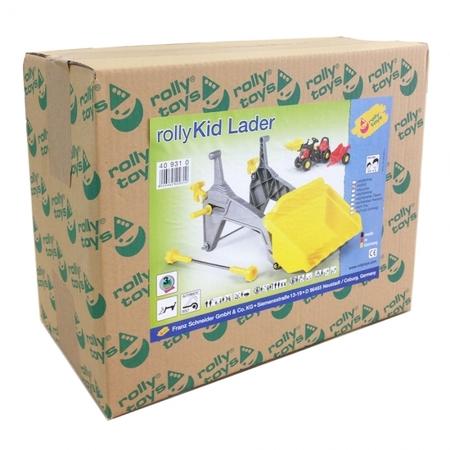 乗用玩具 キッズトラクター rolly toys ロリートイズ キッズローダー RT409310
