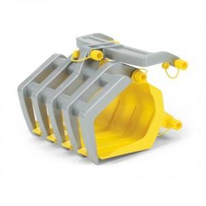乗用玩具 キッズトラクター rolly toys ロリートイズ グラッパー RT409679