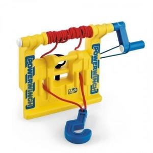 乗用玩具 キッズトラクター rolly toys ロリートイズ ウインチ RT409006