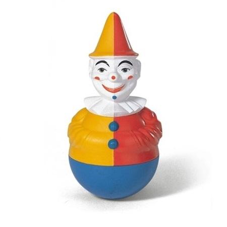 起き上がりこぼし Rolly Toys CLASSIC SUMMER ロリークラウン221141