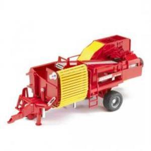 農業 はたらく車 BRUDER GRIMME ポテトディガー(ポテト80個付き)02130