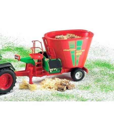 農業 はたらく車 BRUDER Strautmann 飼料ミキサー02127