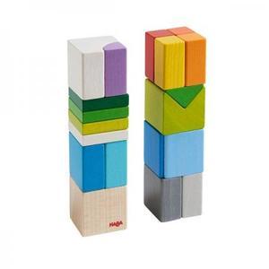 木のおもちゃ 積木 ドイツ 知育 HABA ハバ サイコロミックス HA305463