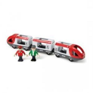 木のおもちゃ 木製レール 汽車 BRIO ブリオ トラベルトレイン 33505