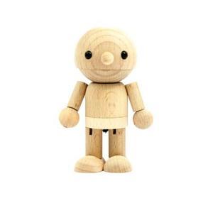 木のおもちゃ 国産 木の人形 こまむぐ こまむ・どぉる