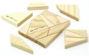 木のおもちゃ 木製パズル 匹見 パズル 木製パズル デビルパズル