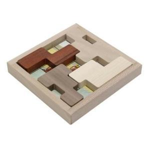 木のおもちゃ 木製 パズル 日本製 匹見パズル かくれんぼパズル