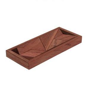 木のおもちゃ パズル 日本製 匹見パズル 木製パズル ロングラム