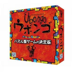 ボードゲーム ジーピー ウボンゴ スタンダード版 GP02532
