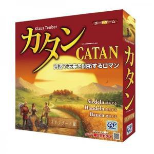 ボードゲーム ジーピー カタン スタンダード版 GP02174