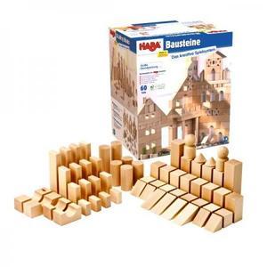 木のおもちゃ 積木 ドイツ HABA ハバ ブロックス・スターターセット・大 HA1070
