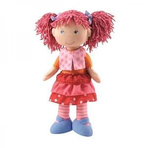 布のおもちゃ 人形 HABA ハバ ソフトドール リリー 30cm HA302842