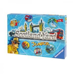 ボードゲーム ラベンズバーガ― スコットランドヤード・ジュニア 6歳から