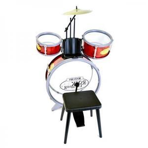 楽器おもちゃ BONPEMPI ボンテンピ ロックドラム 514504