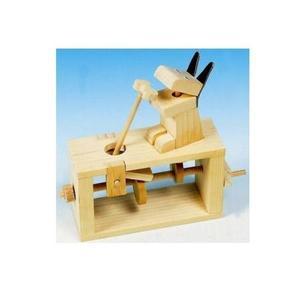 木工 からくり工作キット 加賀谷木材 おあずけ