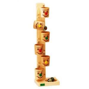 木のおもちゃ 玉転がし BECK べック ローラーカップ BE20022
