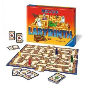 ボードゲーム Ravensburger ラベンズバーガ― ラビリンス 264445 8歳から