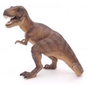 恐竜フィギュア PAPO パポ DINOSAURS ダイナソー T-レックス(茶)55001
