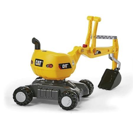 乗用おもちゃ rolly toys ロリートイズ ディガー CAT 421015