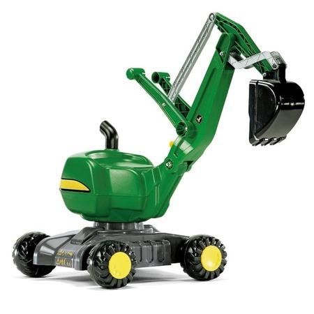 乗用おもちゃ rolly toys ロリートイズ ディガー JOHN DEERE RT421022