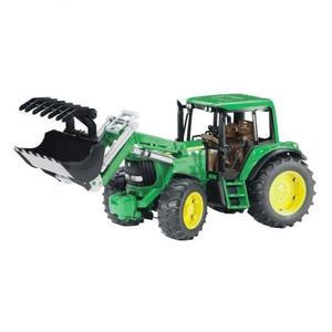 はたらく車 農業 トラクター BRUDER JD6920 フロントローダー02052
