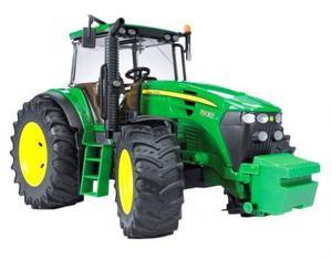 はたらく車 農業 トラクター bruder ブルーダー JD7930トラクター 03050