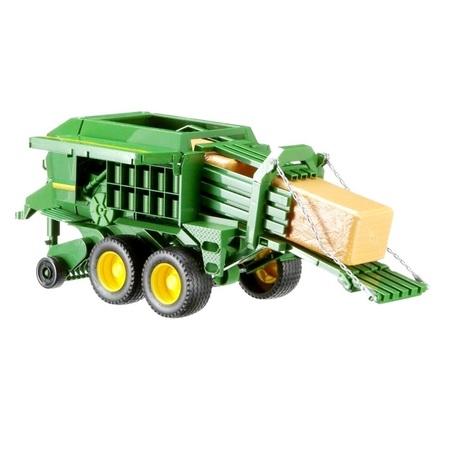はたらく車 農業 BRUDER JD ビッグベールプレス 02017