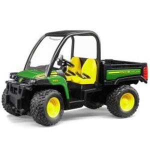 はたらく車 農業 BRUDER JD ゲーターXUV855D 02491