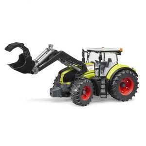農業 トラクター BRUDER Claas クラース Axion950 フロントローダー 03013
