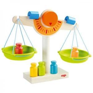 ままごと ごっこ遊び 知育玩具 HABA ハバスケール HA302639