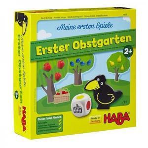 HABA ハバ はじめてのゲーム・果樹園 HA4655(ドイツ語版)