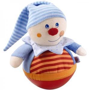 布のおもちゃ 初めてのおもちゃ HABA ハバ おきあがり人形 キャスパー HA5849