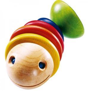 木のおもちゃ ラトル ベビー HABA(ハバ)ラトル・モビー HA1268
