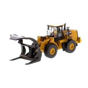 1/87scale Cat 972M Wheel Loader with Log Fork