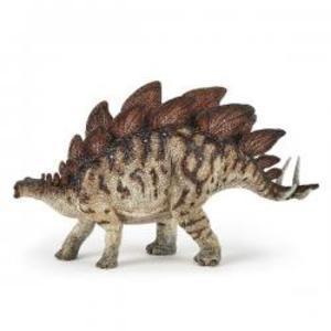 恐竜フィギュア PAPO パポ DINOSAURS ダイナソー ステゴサウルス B 55079
