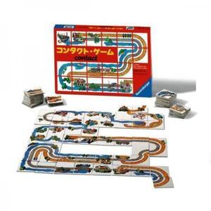 ボードゲーム Ravensburger ラベンズバーガ― コンタクトゲーム 810109