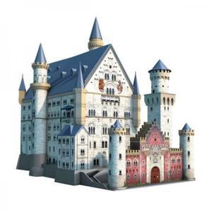 立体ジグソー ラベンズバーガ― 3Dパズル ノイシュヴァンシュタイン城(216ピース)