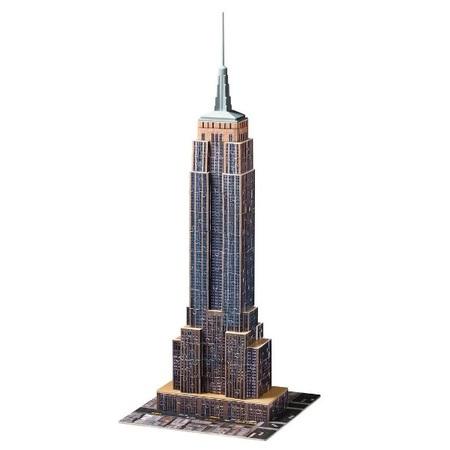 立体ジグソー ラベンズバーガ― 3Dパズル エンパイヤステートビル(216ピース)