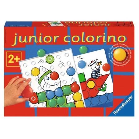 知育玩具 ゲーム Ravensburger ラベンズバーガ― ジュニア・カラリノ 246021