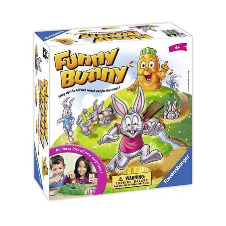 テーブルゲーム ラベンズバーガ― ファニーバニー 4歳から