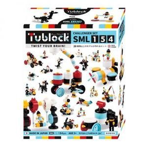 Tublock チューブロックチャレンジャーセット SML154 TBE-005