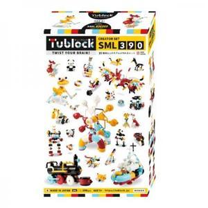 Tublock Creator Set チューブロッククリエイターセットSML390 TBE-007