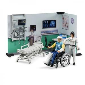 はたらく車 救急 フィギュア bruder b-world ヘルスステーション 62711