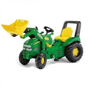 乗用 農業 rolly toys ロリートイズ ジョンディアートラックローダー RT046638