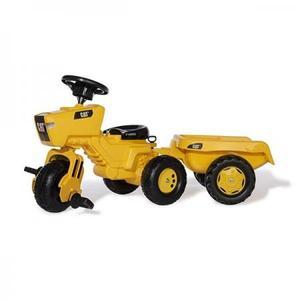 乗用玩具 トラクターrolly toys ロリートイズ CATトライク 052936
