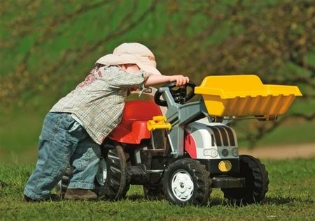 乗用 農業 トラクター rolly toys ロリートイズ ステアキッズ RT023936