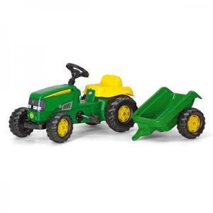 乗用 トラクター rolly toys ロリートイズ ジョンディアーキッズワゴン RT012190